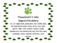 Paw Print Themed Common Core 2nd Grade Math Posters