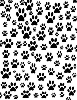 Paw Prints Backgrounds