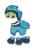 Paw patrol dress up chase game