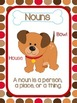 Paw-rrific Parts of Speech (Nouns, Verbs, Adjectives)