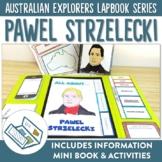 Pawel Strzelecki Australian Explorers Lapbook Series