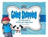 Pawleys Pet Place- All Operations Word Problems  Task Cards and Scoot