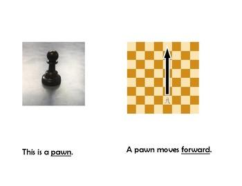 Pawn Movement Book