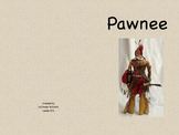 Pawnee Informational Text
