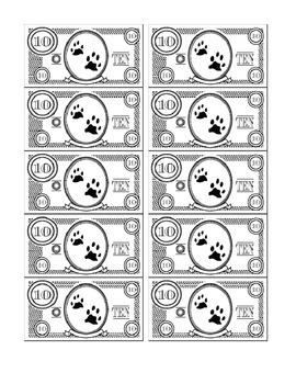 Pawprint Bucks for Students