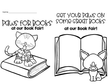 Paws for Books Freebies