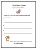 Paws in Jobland Worksheet
