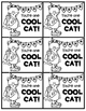 Paws-itive Notes---Happy Cat Themed Notes to Encourage, Re