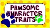 Pawsome Character Traits Chart