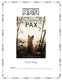 Pax Novel Study