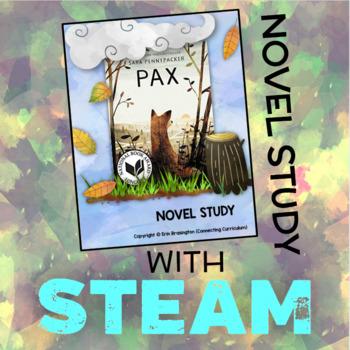 Pax Novel Study + STEAM BUNDLE