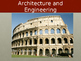 Pax Romana and Roman Achievements