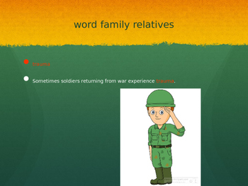Pax Vocabulary Powerpoint Chapters 13-17
