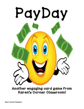 Pay Day! A Sight Word Phrase Card Game