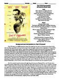 Pay It Forward Film (2000) Study Guide Movie Packet