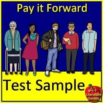 Pay it forward essay