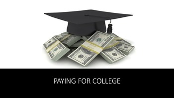 Paying For College Lesson