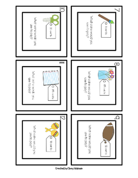 Paying with Coins Task Cards