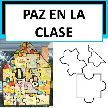 Paz en la clase