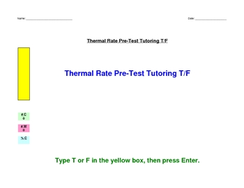 PC Tutoring Review Activity - Classroom License  A Pinkley Product