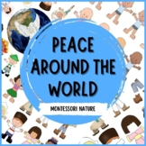 Peace Around the World - Multicultural Printable