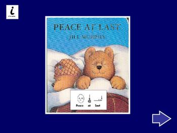 Peace At Last by Jill Murphy
