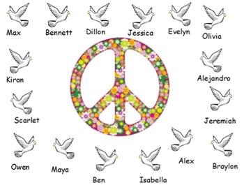 Peace Attendance