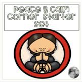 Peace & Calm Corner Essentials