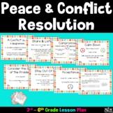Peace & Conflict Resolution(Grades 3-6)(Friendship & Socia