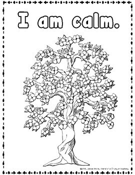 Peace Corner Coloring Pages (Freebie)