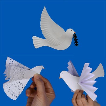 Peace Day Crafts and Poster