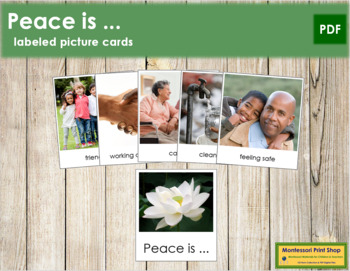 Peace Is ...