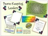 Peace-Keeping Leaders & Goal-setting Lesson Plan