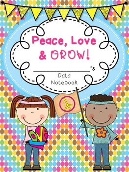Peace, Love, & Grow {Student Data Forms}