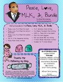 Peace, Love, M.L.K, Jr. Bundle {Kinder & First}