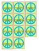 Peace, Love & Prefixes File Folder Game