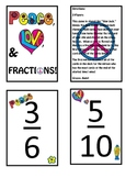 Peace, Love, and Fractions, Baby!