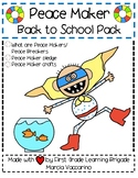 Peace Maker Back To School Pack
