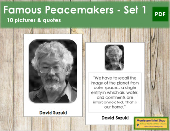 Peace Makers - Set 1