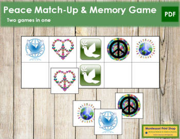 Peace Match-Up and Memory