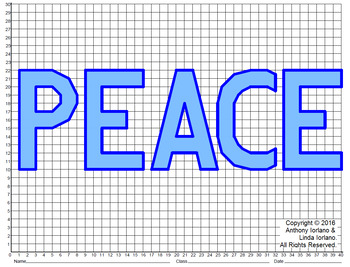 Peace Mystery Picture