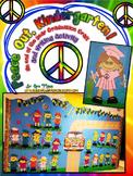 Peace Out Kindergarten! {Graduation Bulletin Board Display & Writing Craftivity}