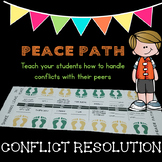 Peace Path: A Visual Conflict Resolution Strategy