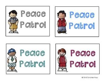Peace Patrol Tool Kit
