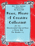 Peace, Please: A Creative Collection for The International Day of Peace