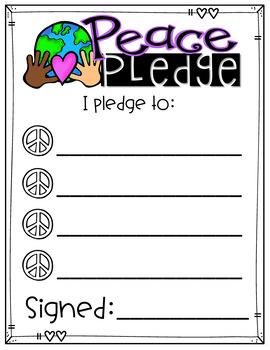 Peace Pledge FREE