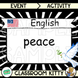 Peace Posters Set 2