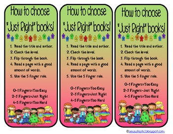 Peace Themed Good Fit Bookmarks (FREEBIE)