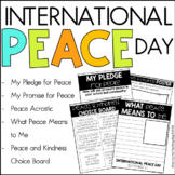 International Peace Day Activities