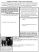 Peace after WWI Primary Source Analysis Activity World War One 1